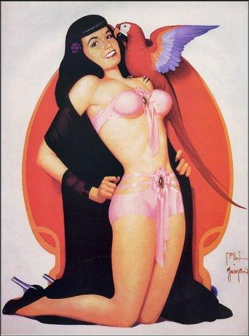 Bettie Page – Edições Playboy
