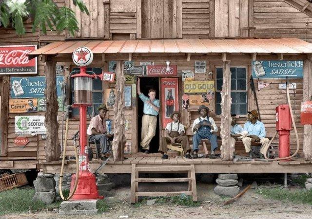 Blues – Sua histórica raiz
