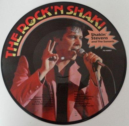 Shakin Stevens e suas músicas dançantes