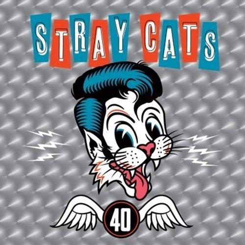 Stray Cats 40 – Edição comemorativa | 2019