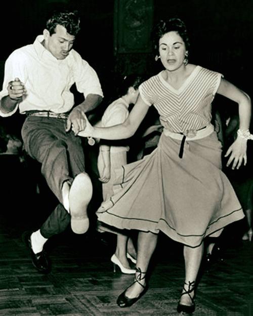Eu amo dançar
