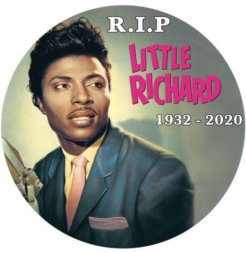Partiu Little Richard aos 87 anos