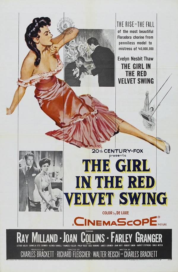 The Girl in the Red Velvet Swing – Legendado